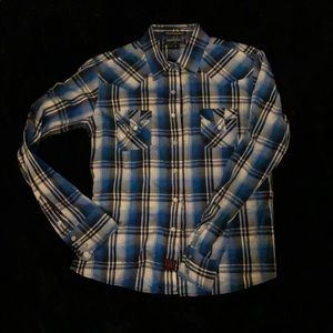 Panhandle Slim Pearl Snap Button Up